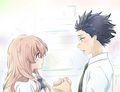 A Silent Voice    - anime fan art