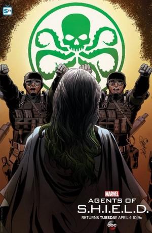 Agents of S.H.I.E.L.D. - Season 4C - Key Art