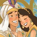 Aladdin and Jasmine - princess-jasmine fan art