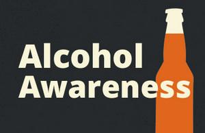alcohol addiction background