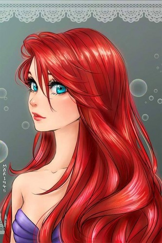 The Little Mermaid پیپر وال called عملی حکمت Ariel