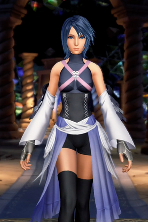 Aqua HD KH 0.2 Birth by Sleep A Fragmentary Passage