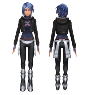 Aqua Winter Outfits by roxasxiiiaxelviii