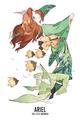 Ariel - childhood-animated-movie-heroines fan art