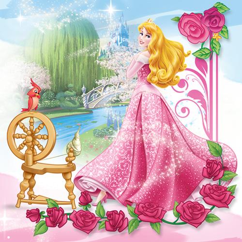 Princess Aurora achtergrond titled Aroura