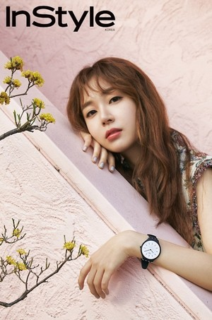 BAEK JIN HEE FOR MAY INSTYLE