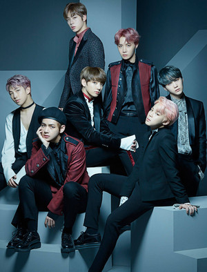 Bangtan Boys - Japanese Album