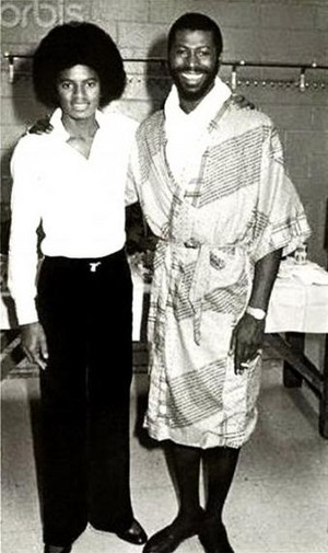 Backstage With Teddy Pendergrass