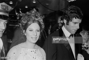 Barbra And First Husband, Elliot Gould