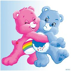 Care Bears wallpaper titled Bear Hugs!