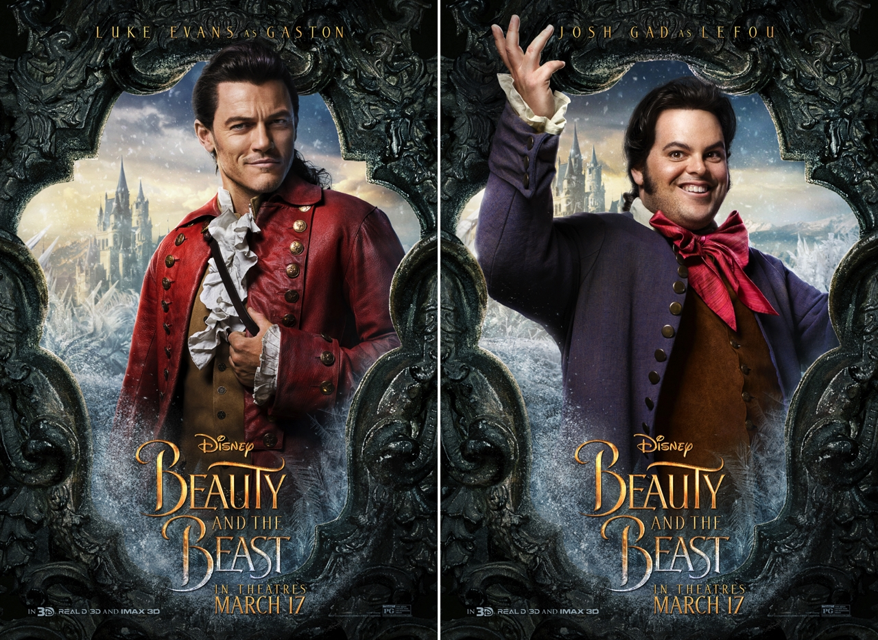 Beauty And The Beast VS 2017 Hintergrund Titled