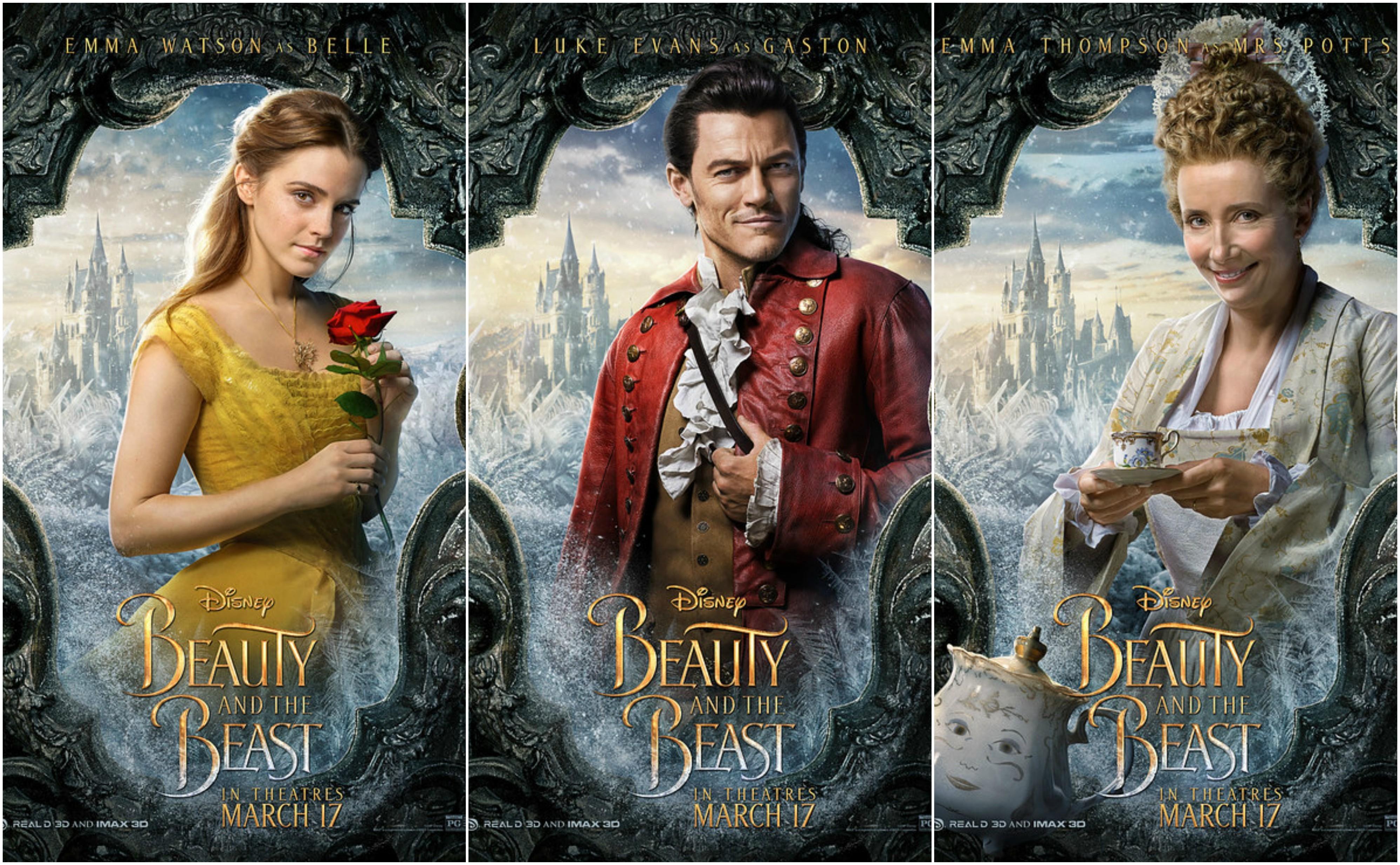 Beauty And The Beast 2017 Beauty And The Beast Vs Beauty And Beast 2017 Foto 40318221 Fanpop