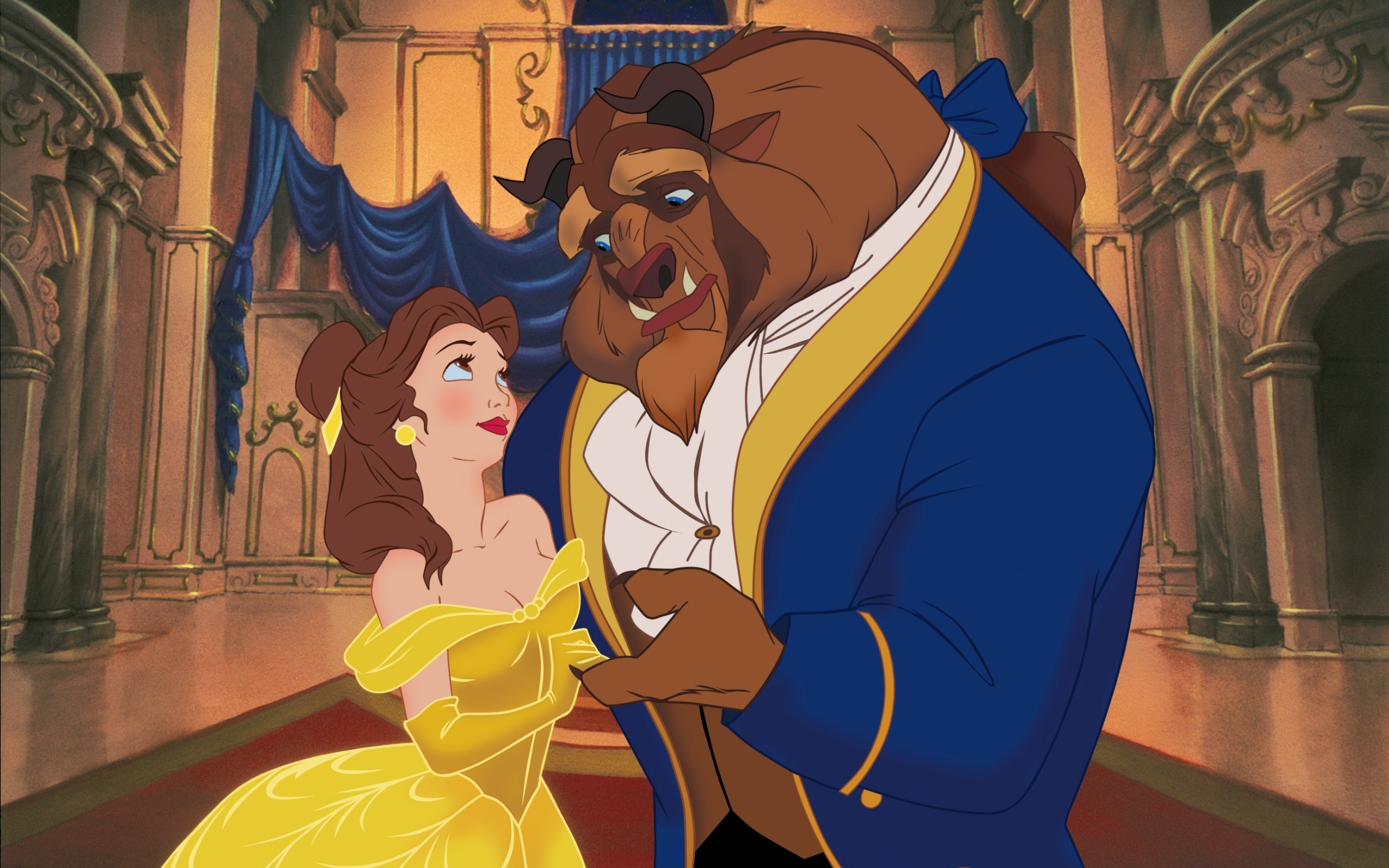 Beauty And The Beast Beauty And The Beast Vs Beauty And