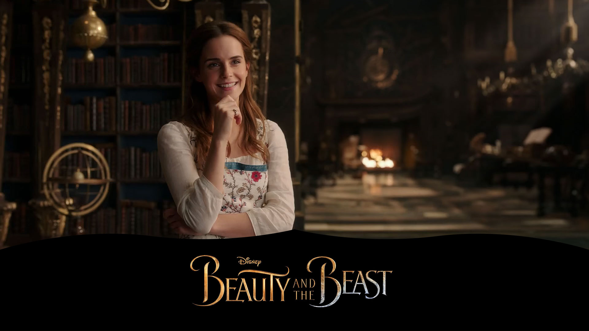 Beauty And The Beast Movies Of 2017 Wallpaper 40321279