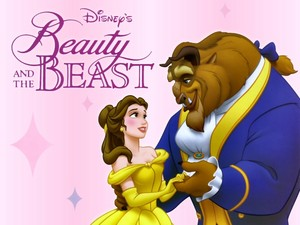 Beauty and The Beast, پیپر وال