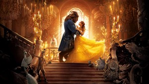 Beauty and the Beast(2017) wallpaper