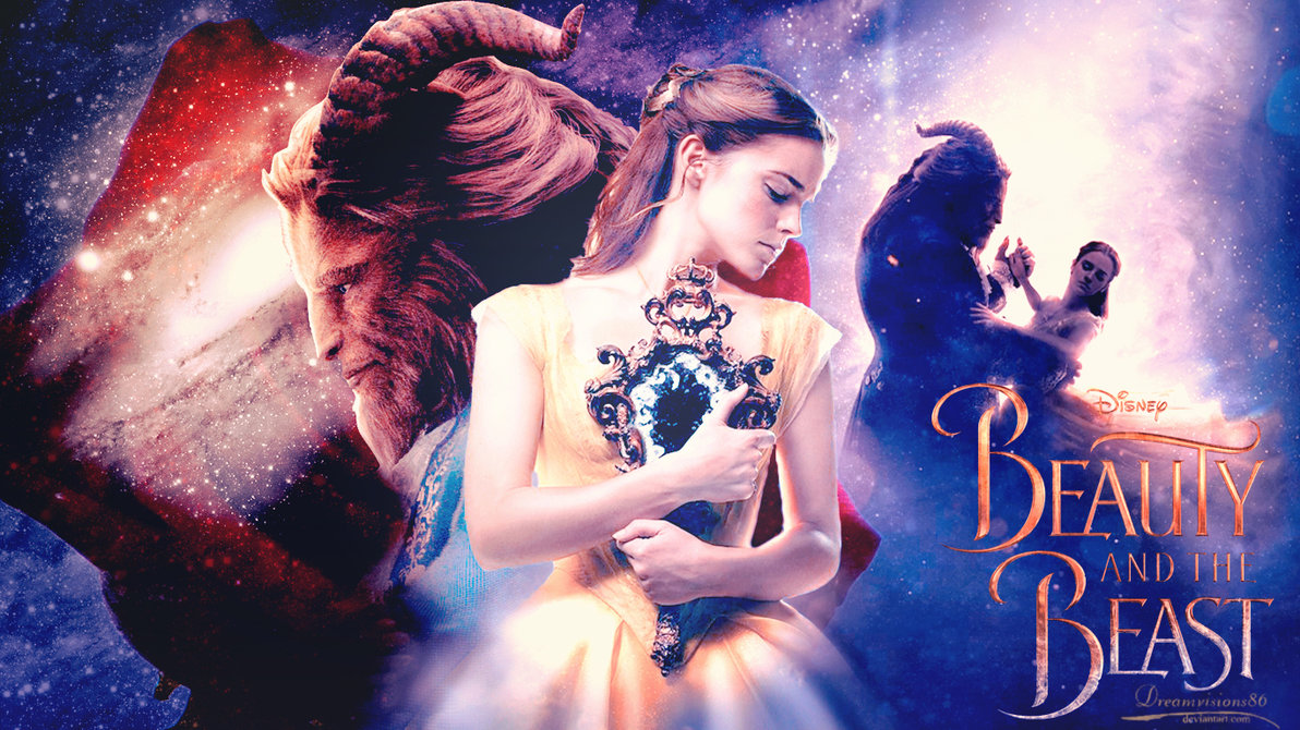 Beauty And The Beast2017 Wallpaper Beauty And The Beast
