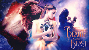 Beauty and the Beast(2017) 壁纸