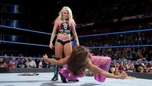 Becky Lynch vs. Carmella - WWE Smackdown March 21, 2017