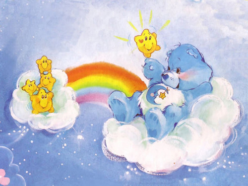 Care bears images bedtime bear hd wallpaper and background - Care bears wallpaper ...