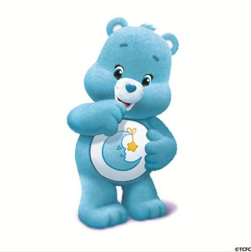Care Bears wallpaper called Bedtime Bear