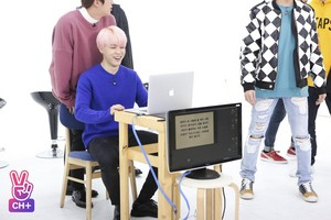 Behind the Scenes - BTS Gayo Track 12