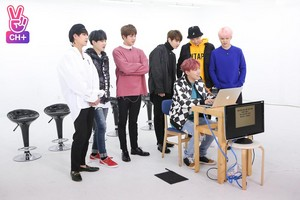 Behind the Scenes - Bangtan Boys Gayo Track 12