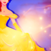Belle ~ ♥ - disney-princess icon