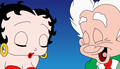 Betty Boop - 1993 MGM Film Scene - betty-boop fan art