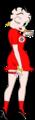 Betty Boop Anime Render - betty-boop photo