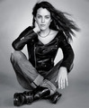 Black and White - riley-keough photo