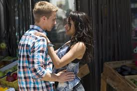 Brandon and Maria