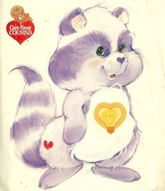 Bright Heart Raccoon
