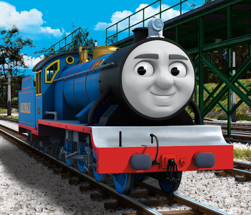 Thomas the Tank Engine wallpaper entitled Bert