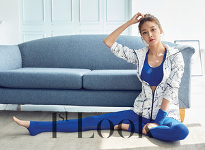 CHOI SOO YOUNG HANGS OUT IN CALVIN KLEIN FOR 1ST LOOK