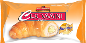 CROSSINI rolls CLASSIC Bavarian CREAM