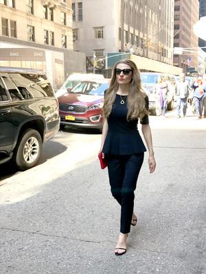 Candice De Visser NYC 2017
