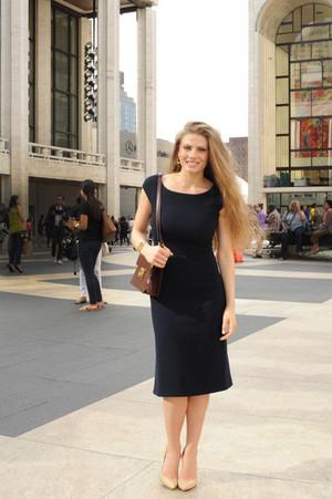 Candice De Visser NYC fw