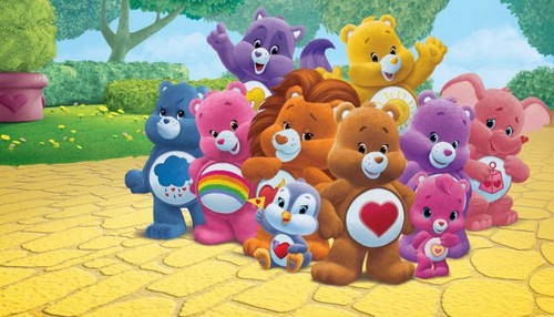 Care Bears wallpaper titled Care Bears and Cousins