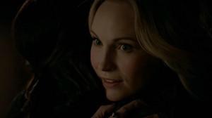 Caroline and Bonnie