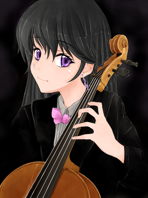 Cellist Octavia