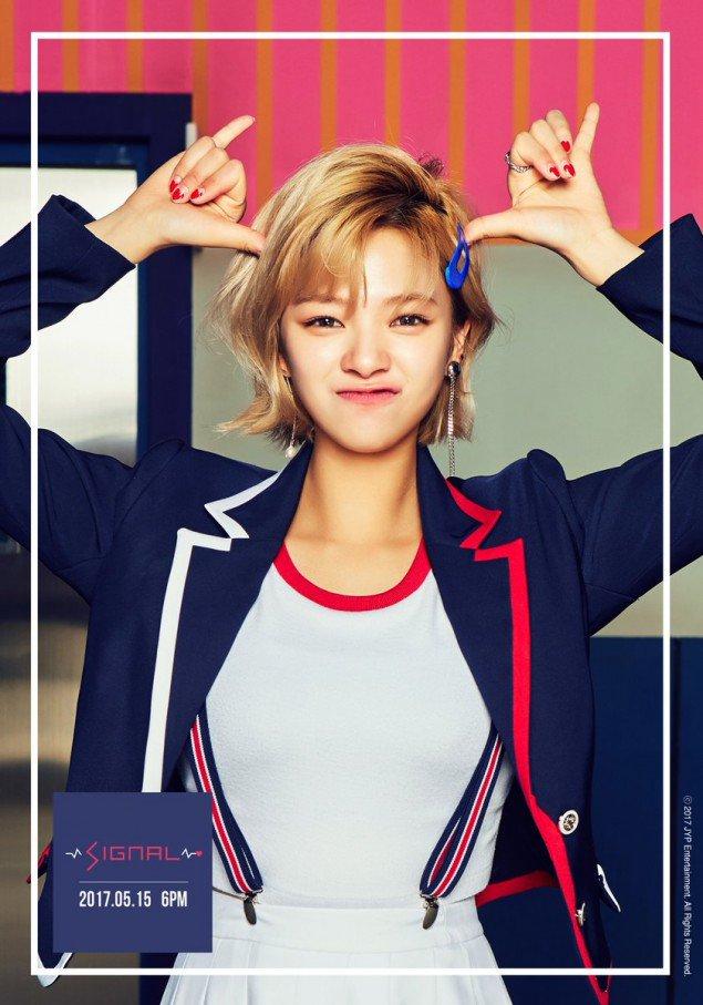 Twice Jyp Ent Imagens Jeongyeons Teaser Image For Signal Hd