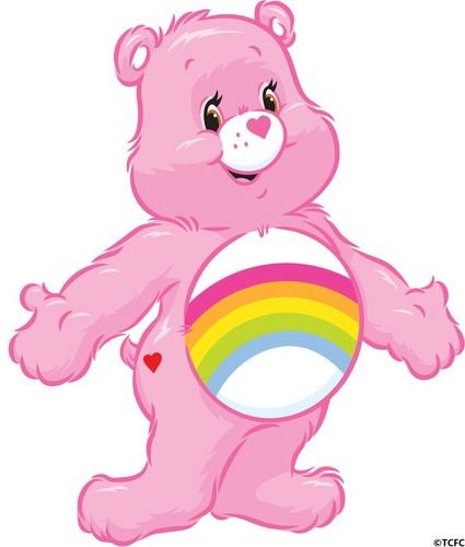 Care Bears wallpaper called Cheer Bear
