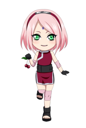 Chibi Sakura