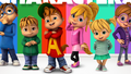 Chipmunks and Chipettes - the-chipmunks-and-the-chipettes photo