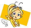 Chloé - miraculous-ladybug fan art