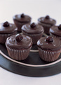Chocolate Cherry Cupcakes - cupcakes photo