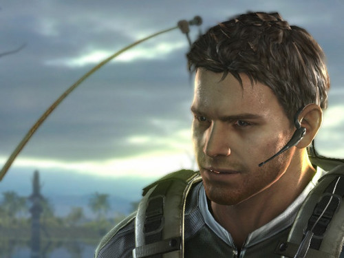 Video Games wallpaper titled Chris Redfield