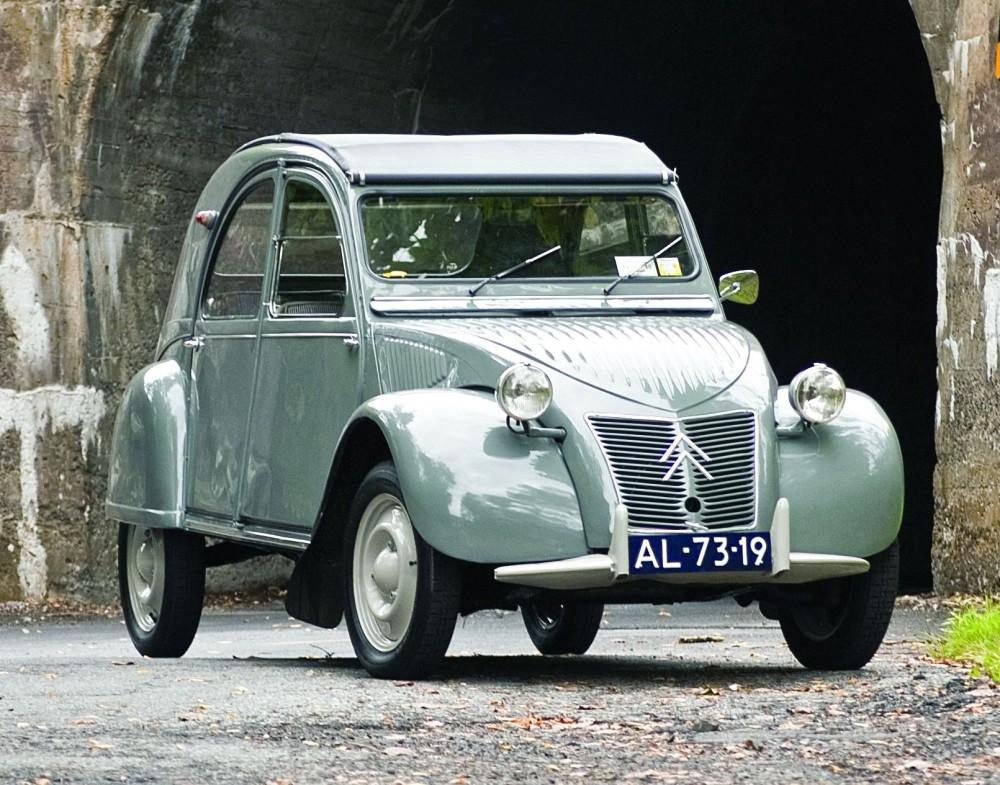 citroen 2cv wallpaper