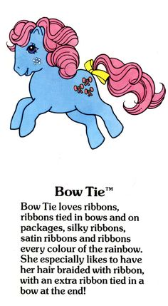Bowtie Fact File
